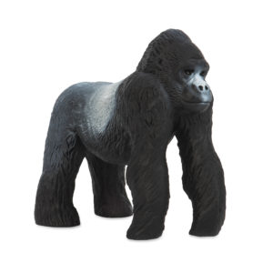 side view of gorilla