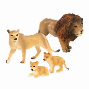 beige lion